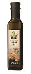 Natur farm Makový olej 0,25 l