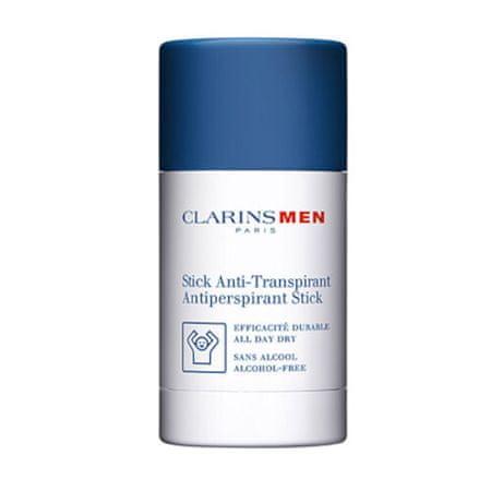 Clarins Merev izzadásgátló férfi (Antiperspirant Stick) 75 g