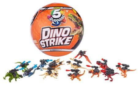 Zuru 5 Surprise Dino set