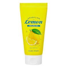 Holika Holika Peeling żelowy z ekstraktami z cytryny Musujące Lemon (Peeling Gel) 150 ml