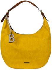 Bulaggi Dámska kabelka Bowie hobo 50067 Yellow