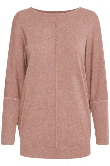 b.young dámský pulovr 20806434 Pimba Bat XXL růžová