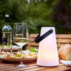 Butlers LED Outdoorová lampa 8 různých barev