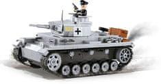 Cobi 2523 Small Army II WW Panzer III Ausf E