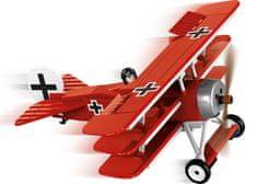Cobi 2974 Great War Fokker Dr. 1 Red Baron letalo
