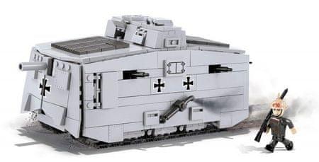 Cobi 2982 Great War Sturmpanzerwagen A7V tank