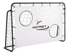 Hudora nogometni gol sa zidom, 180 cm (76918)
