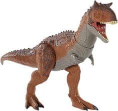 Mattel Jurassic World Mozgó Carnotaurus