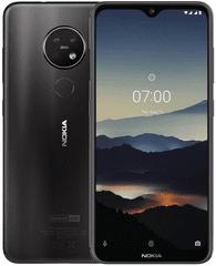 Nokia 7.2 mobilni telefon, 6GB/128GB, Charcoal