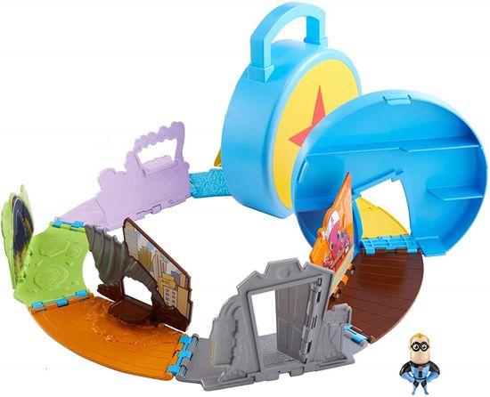 Mattel Pixar Mini svět herní set
