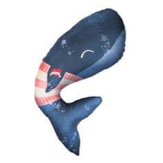 Baby Bites multifunkčný vankúš Whale