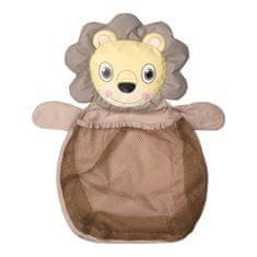 Bo Jungle sieťka na hračky do vane Lion