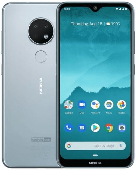 Nokia 6.2, 4GB/64GB, Ice