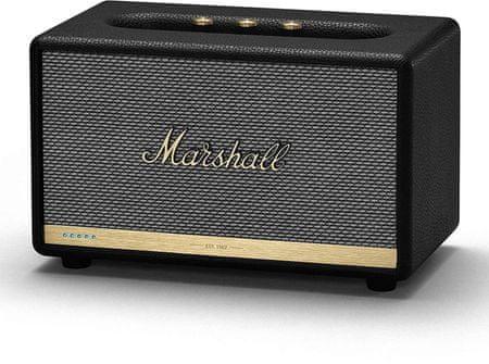 MARSHALL Acton II Voice Google brezžične slušalke, črne