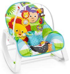 Fisher-Price Sedadlo od bábätka po batoľa Zvieratká z džungli