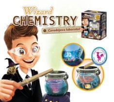 Buki France Čarodějova chemická laboratoř