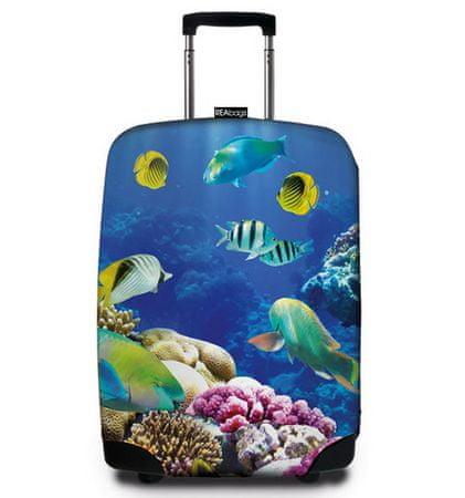 REAbags futerał na walizkę 9055 Deep Sea