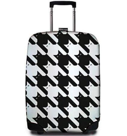 REAbags futerał na walizkę 9069 Pied de Chat