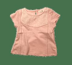 Cigit Kids Dívčí růžové tričko Velikost: 80 (6-12m)