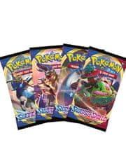 Kartová hra Pokémon TCG: Sword and Shield - Booster (10 kariet)