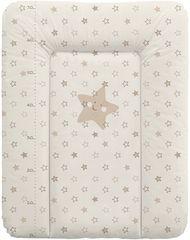 Ceba Baby Přebalovací podložka na komodu měkká 50 x 70 cm - Hvězdy