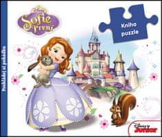 Walt Disney: Sofie První - Kniha puzzle - Poskládej si pohádku