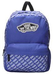 Vans Damski niebieski plecak Wm Street Sport Real Royal Blue/Brand Striper