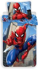 Jerry Fabrics Spider-man ágyneműhuzat 02, kék