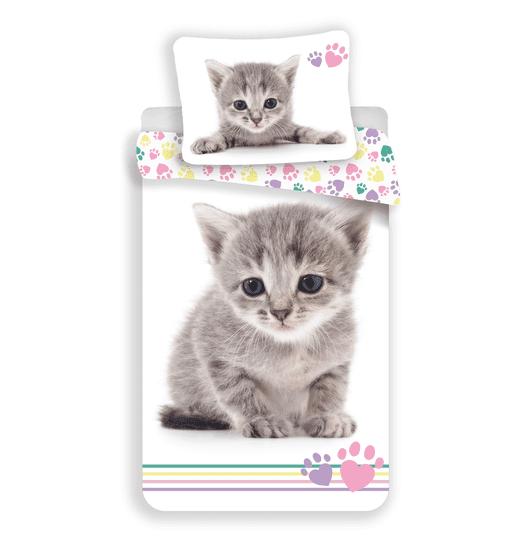 Jerry Fabrics Obliečky mačička