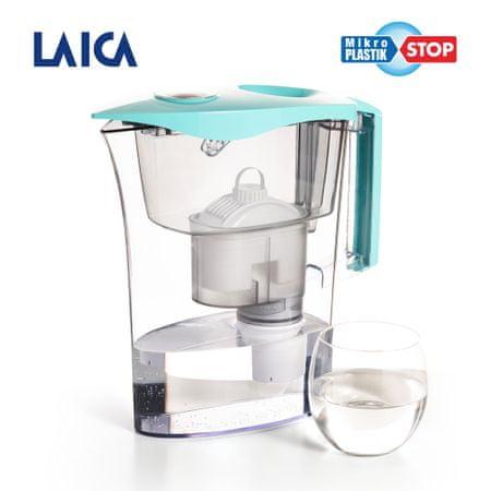 Laica MikroPLASTIK-STOP vízszűrő kancsó