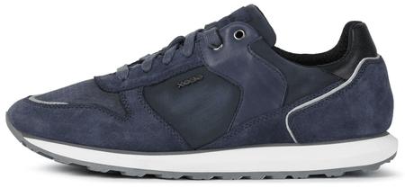 Geox Volto U029WA 022JY férfi sportcipő, 44, sötétkék