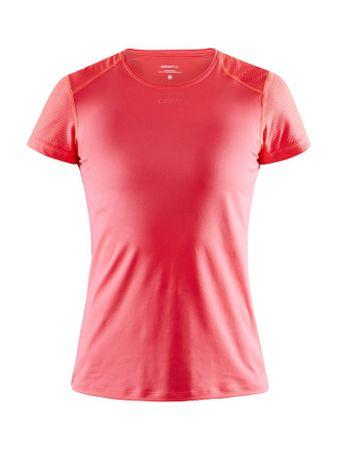 Craft ADV Essence Slim ženska majica, XS, roza