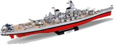 Cobi 3084 World of Warships Bitevník Missouri BB-63