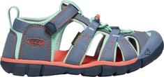 KEEN dievčenské sandále Seacamp II CNX K 1022975