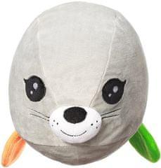 BABY ONO Plyšová hračka tuleň LUCY