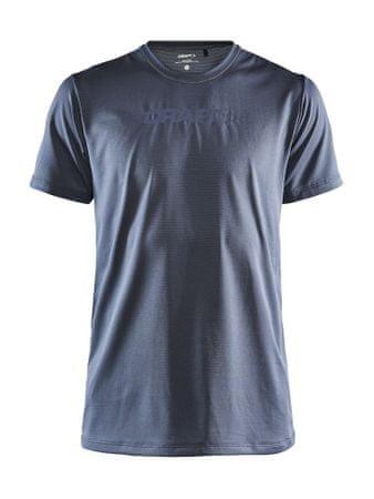 Craft Core Essence Mesh moška majica, S, siva