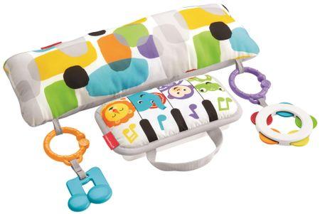 Fisher-Price poduszka pod brzuch z pianinkiem
