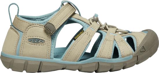 KEEN detské sandále Seacamp II CNX K 1022981 24 béžová