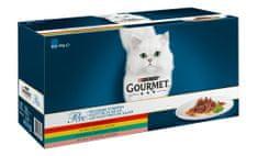 Gourmet Perle multipack Minifiletky ve šťávě 60 x 85 g