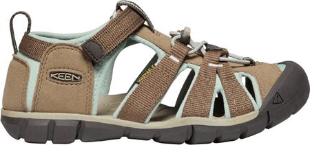 KEEN Seacamp II CNX K 1022976 otroški sandali, 31, svetlo rjavi