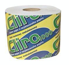 Grasant Toaletní papír CLIRO 1000 2-vrstvý 66m, 24 rolí