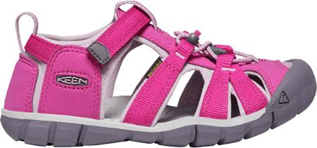 KEEN sandały dziewczęce Seacamp II CNX K 1022979 24 różowe
