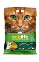 Intersand kočkolit Ecolife 5,5 kg