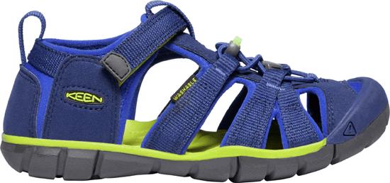 KEEN juniorské sandále Seacamp II CNX K Jr. 1022993 32/33 modrá