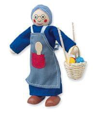 Mertens Babička s pletením