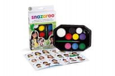 SMT Creatoys Sada obličejové barvy v krabičce 15x24x3cm 18m+