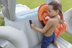 Intex 57159 Vodní klouzačka a 2 surfy