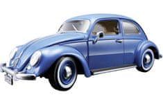 BBurago VW KAFER-BEETLE 1:18 modrý