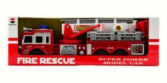 Teddies Auto hasiči 30cm na setrvačník