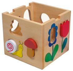 Bino Krabička s tvary